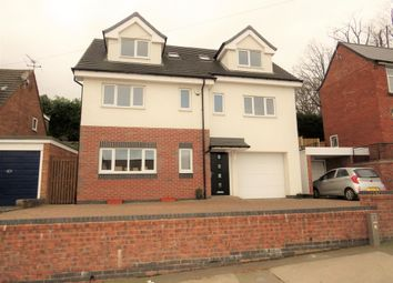 Thumbnail 4 bed detached house for sale in Handley Road, New Whittington, Chesterfield