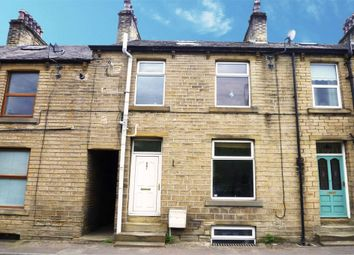 Thumbnail 3 bedroom terraced house to rent in New Mill Road, Brockholes, Holmfirth, West Yorkshire