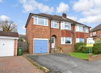 Thumbnail 5 bed semi-detached house for sale in Otteridge Road, Bearsted, Maidstone, Kent