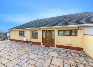 Thumbnail 4 bedroom semi-detached bungalow for sale in Beechdale Road, Off Beechwood Road, Newport.