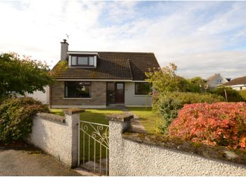 Thumbnail 4 bed detached house for sale in Meadow Road, Inverness