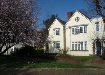 Thumbnail 2 bedroom flat for sale in Lock Chase, London