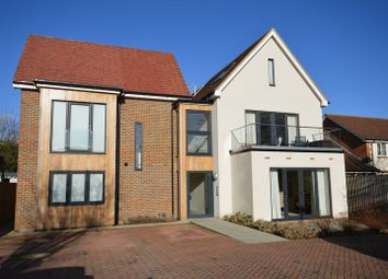 Thumbnail 1 bed flat for sale in Thame Road, Haddenham, Aylesbury