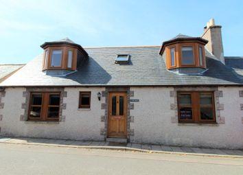 Thumbnail 4 bed cottage for sale in Gardenston Street, Laurencekirk, Kincardineshire