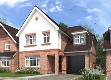 Thumbnail 3 bed detached house for sale in Reigate Road, Epsom