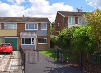 Thumbnail 3 bed semi-detached house for sale in Gillotts Close, Bingham