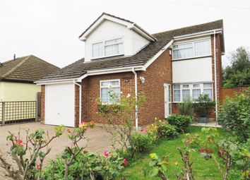 Thumbnail 4 bedroom detached house for sale in Stanley Road North, Rainham