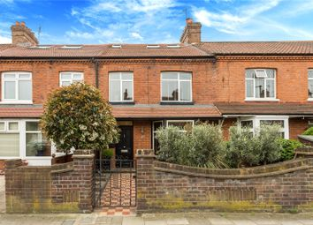 Thumbnail 4 bed terraced house for sale in Clifden Road, Brentford, Middlesex