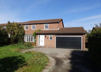 Thumbnail 4 bed detached house to rent in Moor Lane, York