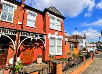 Thumbnail 3 bed end terrace house for sale in Boundary Road, London