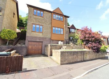Thumbnail 4 bed detached house for sale in Cotswold Way, Newport