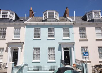 4 bed terraced house for sale in Mount Durand, St Peter Port, Guernsey GY1