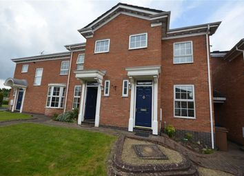 Thumbnail 2 bed town house to rent in Brookfield Court, Stone
