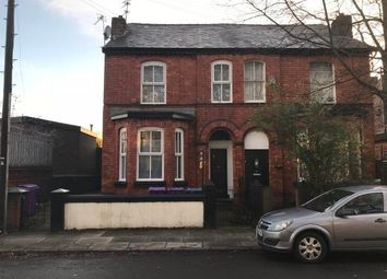 Thumbnail 1 bedroom semi-detached house for sale in Flats 1 & 2, 1 Hartington Road, Toxteth, Liverpool