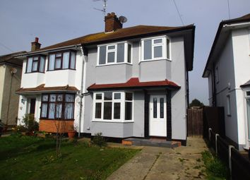 Thumbnail 3 bedroom semi-detached house for sale in St. Andrews Road, Shoeburyness, Southend-On-Sea