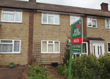 Thumbnail 3 bedroom terraced house for sale in Lavinia Road, Dartford