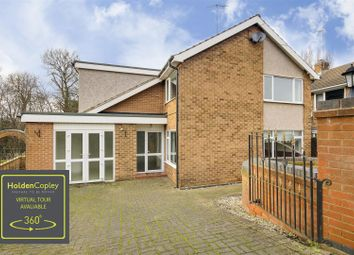 Thumbnail 4 bed detached house for sale in Pondhills Lane, Arnold, Nottinghamshire