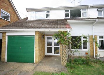 Thumbnail 4 bed semi-detached house to rent in Grange Parade, Grange Road, Billericay