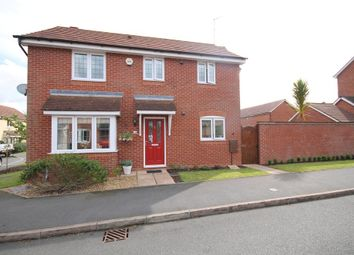 Thumbnail 3 bedroom detached house for sale in Manhattan Way, Coventry