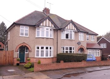 Thumbnail 3 bed semi-detached house for sale in St Vincents Road, Old Moulsham, Chelmsford