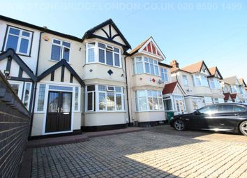 Thumbnail 4 bed terraced house for sale in Vaughan Gardens, Ilford