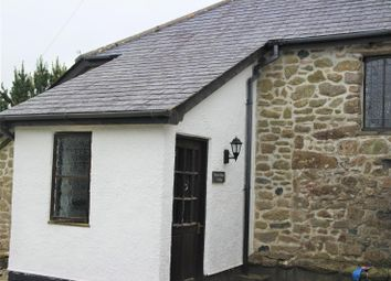 Thumbnail 2 bed barn conversion to rent in Mount, Bodmin