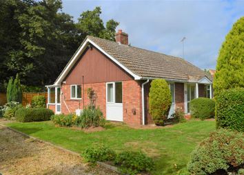 Thumbnail 2 bed detached bungalow for sale in Rill Close, North Wootton, King's Lynn