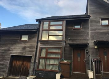 Thumbnail 3 bed terraced house to rent in Cornwall Beach, Devonport, Plymouth