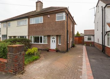 Thumbnail 3 bed semi-detached house for sale in The Meadway, Dore, Sheffield