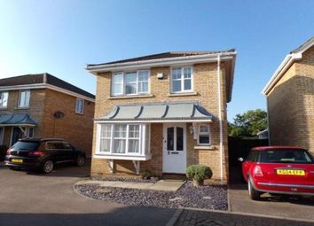 Thumbnail 3 bed property to rent in Bryony Close, Bedford