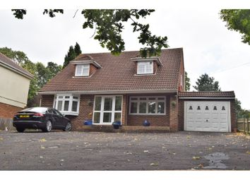 Thumbnail 3 bed detached house for sale in Rochester Road, Chatham