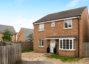 Thumbnail 4 bedroom detached house for sale in Dukes Way, Hampton Vale, Peterborough