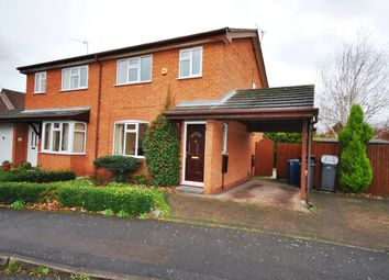 Thumbnail 3 bed semi-detached house to rent in Mayflower Close, West Bridgford, Nottingham