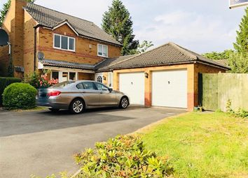 Thumbnail 4 bed property to rent in Ashley Way, Balsall Common, Coventry