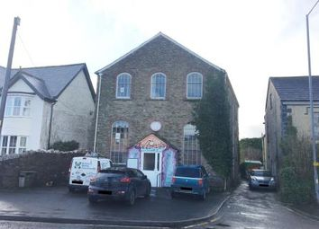 Thumbnail Detached house for sale in Former Youth Centre, 38 Liskeard Road, Callington, Cornwall