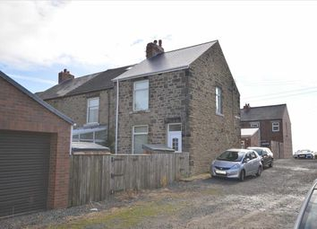 Thumbnail 2 bed terraced house for sale in North Terrace, Oxhill, Stanley