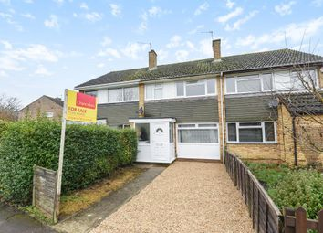 Thumbnail 3 bed terraced house for sale in Swansdown Walk, Thatcham
