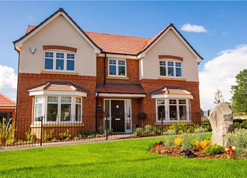 "Thumbnail 5 bedroom detached house for sale in ""Honeybourne"" at Halam Road, Southwell"
