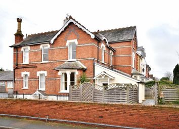 Thumbnail 1 bedroom flat for sale in Whitecross Road, Hereford