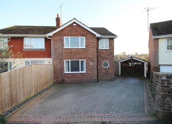 Thumbnail 3 bed semi-detached house for sale in Fairford Road, Tilehurst, Reading