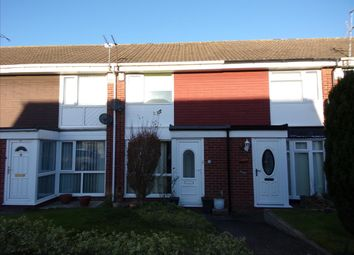Thumbnail 2 bed terraced house to rent in Launceston Close, Newcastle Upon Tyne