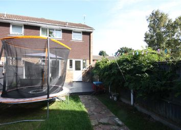 Charlwood Gardens, Burgess Hill, West Sussex RH15. 3 bed end terrace house