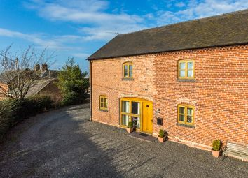 Thumbnail 3 bed barn conversion to rent in High Offley Road, Woodseaves, Stafford