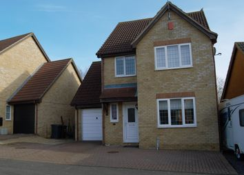 Thumbnail 4 bedroom detached house to rent in Osprey Road, Haverhill