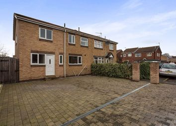 Thumbnail 4 bed semi-detached house to rent in Boundary Green, Rawmarsh, Rotherham