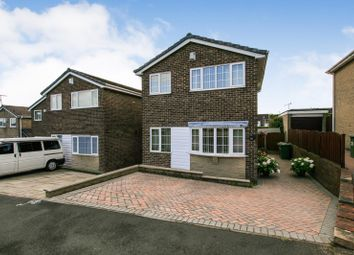3 bed detached house for sale in Hayfield Close, Dronfield Woodhouse, Derbyshire S18