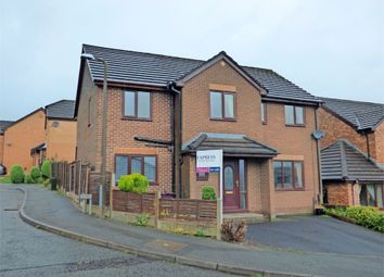 Thumbnail 5 bed detached house for sale in Wellfield Drive, Burnley, Lancashire