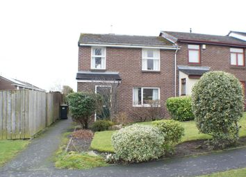Thumbnail 3 bed end terrace house for sale in South Magdalene, Medomsley, Consett