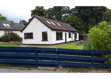 Thumbnail 4 bed detached house for sale in Ben Bhraggie Drive, Golspie