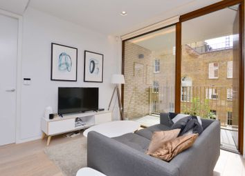 Thumbnail 1 bed flat for sale in Abernethy House, Barbican, London